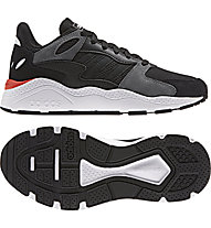 adidas Crazychaos Junior - Sneaker - Kinder, Black/Dark Grey/White