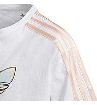 adidas Originals Crop T - T-shirt - bambina , White