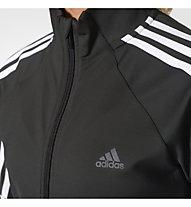 Adidas D2M Track - Trainingsjacke - Damen, Black