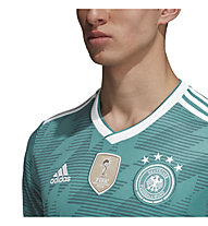 adidas Away Replica Germany - maglia calcio - uomo, Green/White/Blue
