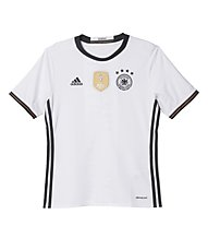 Adidas UEFA EURO 2016 DFB Heimtrikot Replica Junior, White/Black