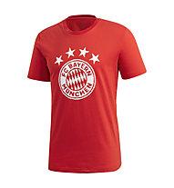 adidas DNA Graphic FC Bayern München - Fußballtrikot, Red