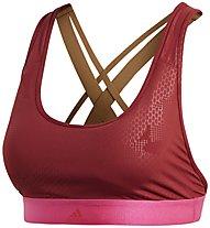 adidas Don't Rest Iteration - Sport BH mittlere Stützung - Damen, Pink