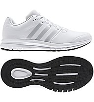 Adidas Duramo 6 Lea Damen, White