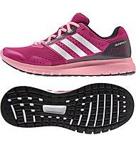 Adidas Duramo 7 W - scarpe running - donna, Bold Pink/white/Super Pop