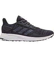 adidas Duramo 9 M - scarpe running neutre - uomo, Carbon/White