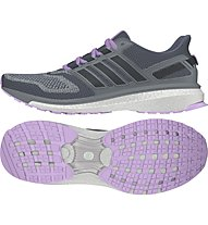 Adidas Energy Boost 3 scarpa running donna, Purple