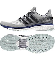 Adidas Energy Boost 3 - scarpe running, Grey