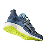 Adidas Energy Boost - neutraler Laufschuh - Herren, Blue/Yellow