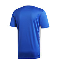 adidas Entrada 18 Jersey - Fußballtrikot - Herren, Blue/White
