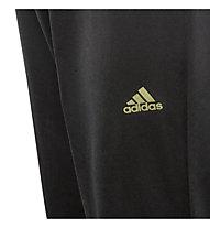adidas Entry Track Suit Closed Hem - tuta sportiva - bambino, Black