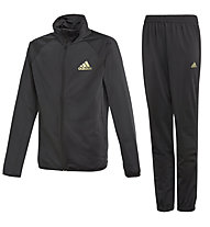 adidas Entry Track Suit Closed Hem - Trainingsanzug - Kinder, Black
