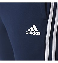 Adidas Essentials 3-Stripes - lange Trainingshose - Herren, Blue