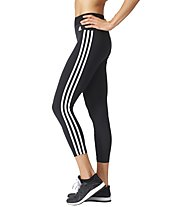 Adidas Essentials 3-Stripes - Trainingshose - Damen, Black
