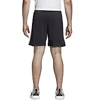 adidas Essentials 3 Stripes Chelsea - pantaloni corti fitness - uomo, Black/White