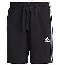 adidas Essentials Shorts - kurze Trainingshose - Herren, Black
