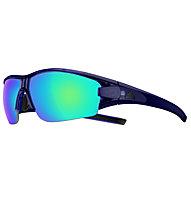 adidas Evil Eye Halfrim, Shiny Blue/Blue Mirror
