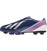 Adidas F5 TRX FG, Dark Blue/White/Violet