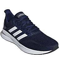 adidas Falcon - Laufschuh Jogging - Herren, Blue