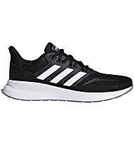 adidas Falcon - scarpe jogging - donna, Black