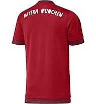 Adidas Maglia calcio Home Replica Player FC Bayern Monaco, Fcb True Red/Craft Red