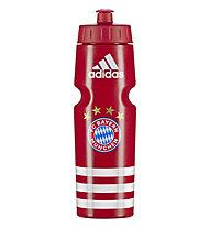 adidas FC Bayern München - Trinkflasche, Red