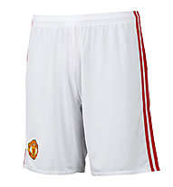 Adidas Manchester United Home Replica Shorts - kurze Hose, White
