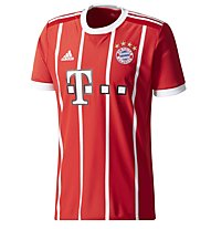 Adidas FC Bayern München Home Replica - Fußballtrikot - Herren, Red