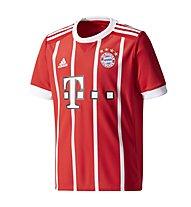 adidas FC Bayern München Home Replica Jersey - Fußballtrikot - Kinder, Red