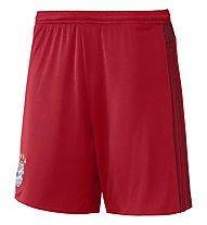Adidas FC Bayern München Replica Spieler-Heimshorts, Red