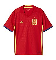 Adidas Nationaltrikot Spanien EURO 2016 Junior, Red