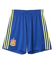 Adidas FEF Home Short - pantaloncini calcio Replica Spagna, Royal Blue