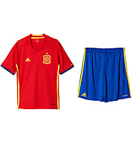 Adidas Set Trikot + Shorts Spanien EURO 2016 Junior