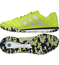 Adidas FF Top Sala - Fußballschuhe, Light Green/Turquoise