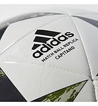 Adidas Replica Finale17 Juventus Turin CPT - Fußball, White/Grey