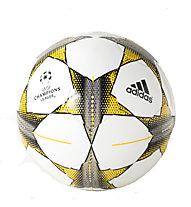 Adidas Finale 15 Juventus Capitano - pallone da calcio, White/Granite/Pantone