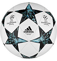 Adidas FINALE 17 CAP - Fußball, White/Black/Blue