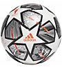 adidas Finale 21 20th Anniversary UCL Mini - Fußball, White/Grey/Orange