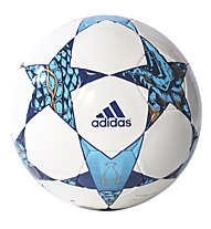 Adidas Finale CDF CAP - Fußball, Light Blue