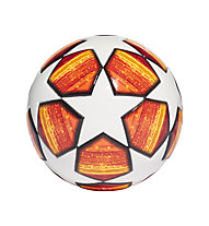 adidas Finale Madrid Mini - pallone calcio, Red/Orange/White