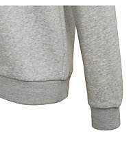 adidas Originals Fleece Crew - felpa - bambino, Grey