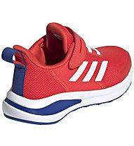 adidas FortaRun EL - Turnschuh - Kinder, Red