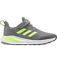 adidas FortaRun EL - Turnschuhe - Kinder, Grey/Green