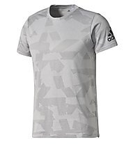 Adidas Freelift Elite - T-Shirt - Herren, Grey