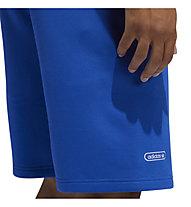adidas Originals Forum SRT - pantaloni corti fitness - uomo, Blue