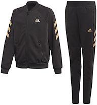 adidas XFG - Trainingsanzug - Kinder, Black