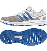 Adidas galaxy 2 m, White/Blue