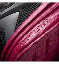 Adidas Galaxy 2 W - scarpa running donna, Black/Pink