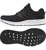 Adidas Galaxy 3 W - scarpe neutre running donna, Black