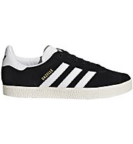 Adidas Originals Gazelle J - sneakers - bambino, Black